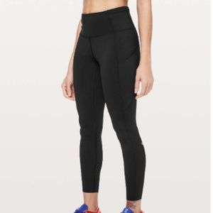 """Lululemon Fast and Free HR Tight 25"""""""